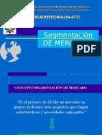 7. Segmentacion de Mercados