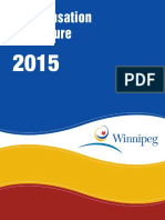 City of Winnipeg Compensation Disclosure 2015
