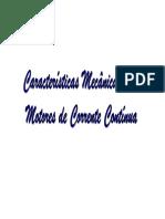 Característica Mec de MCC