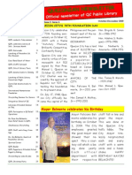 Quezonian Newsletter December 2009