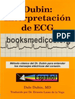 Dubin Interpretacion de ECG