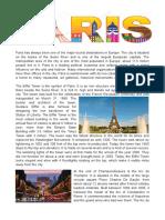 Paris en Ingles