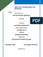 Reporte de Práctica Rectificacion Trifasica