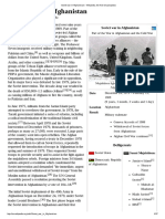 Soviet War in Afghanistan - Wikipedia, The Free Encyclopedia