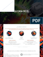 Plan de comunicación de LCDE