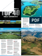 NZ Top 40 Australian Golf Digest - July 16