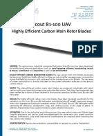 Aeroscout Rotor Blades Brochure