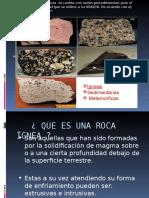 Rocas Lavicas ...
