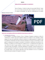 Texto Sobre La Contaminacion de Mi Barrio- Distrito