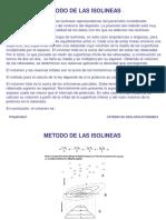 Método de Las Isolineas