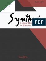 CHM, Revista Synthesis, 2016