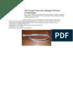 Gambar Ukuran Dan Fungsi Fuse Link Sebagai Pemutus Jaringan Tegangan Menengah.docx