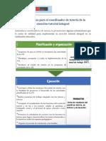 ATI - Orientaciones Para El Coordinador de La Atención Tutorial Integral