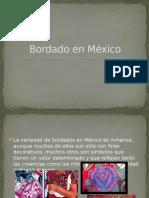 Bordado en México