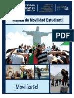Manual de Movilidad Estudiantil