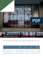 14. Board Structure - Data Spotlight, Quick Guide Series
