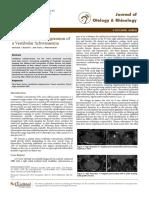 Spontaneous Size Regression of Vestibular Schwannoma LXGK