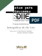 Características demog ráficas de São Luís