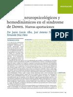 Aspectos NPs y Hemodinámicos en El Síndrome de Down
