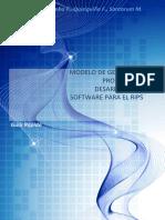 Propuesta Modelo de Gestión de Procesos de Desarrollo de Software
