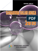 Samarinda Dalam Angka 2015
