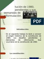 Pawer de La Contitución 1980