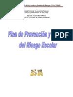 Plan Institucional de Gestión y Riesgo José Cubero (2015-2018).pdf