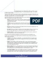 Spelling Study Strategies