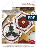 235266980 Holiday Potholders