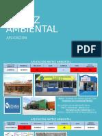 Matriz Ambiental Altamira