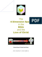 Bernard&Pamela Dryer 4thDimension Love of Christ