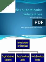 Orações substantivas.pdf