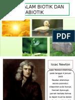 Gejala Alam Biotik Dan Abiotik