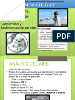 Analisis Del Aire Sonia