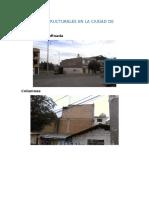 Sistemas Estructurales en La Ciudad de Cajamarca