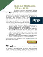 Ediciones de Microsoft Office 2003