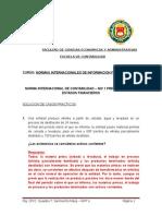 MODULO Nº 01.1 - NIC 01 -Casos Pràcticos -Solucion