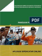 Tata Cara Pendaftaran Sipencatar 2016