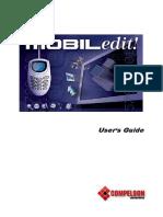 Manual de MOBILedit