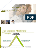 Employees' role in services.ppt