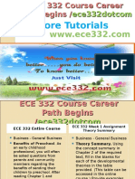 ECE 332 Course Career Path Begins Ece332dotcom