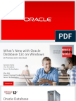 Oow2014 Whats New Database Windows 2331565