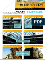 Scaffolds in Use