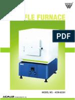 Muffle Furnace