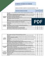 Matriz e Gabarito - MATRIZ DE REFERÊNCIA DE CIÊNCIAS DA NATUREZA E GABARITO DA AVALIAÇÃO DIAGNÓSTICA – 9° ANO.pdf