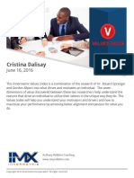 values-cristina dalisay