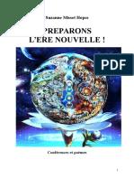 Misset Hopes Suzanne Préparons l'Ere Nouvelle