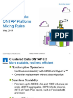 Clustered Data ONTAP Platform Mixing Rules