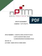 Assignment | Fundamental of Management