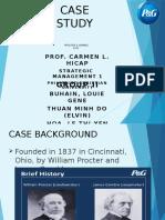 Case Study on Procter & Gamble.ppt (1)